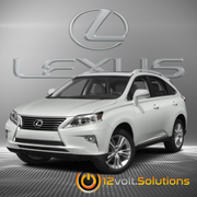 2010-2015 Lexus RX450h Plug & Play Remote Start Kit (Push Button Start)