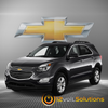 2010-2017 Chevrolet Equinox Plug & Play Remote Start Kit (Key Start)