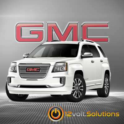 2010-2017 GMC Terrain Plug & Play Remote Start Kit (Key Start)