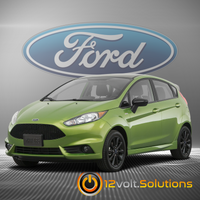2011-2019 Ford Fiesta Remote Start Plug and Play Kit