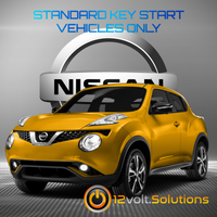 2011-2014 Nissan Juke Remote Start Plug and Play Kit (Standard Key)
