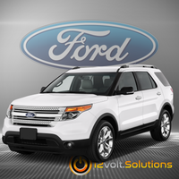2011-2015 Ford Explorer Remote Start Plug and Play Kit