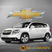 2011-2015 Chevrolet Orlando Plug & Play Remote Start Kit (Key Start)