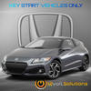 2011-2016 Honda CR-Z Plug & Play Remote Start Kit