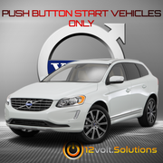 2011-2016 Volvo XC60 Remote Start Kit