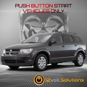 2011-2017 Dodge Journey Plug & Play Remote Start Kit (Push Button Start)