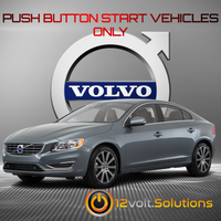 2011-2017 Volvo S60 Remote Start Kit