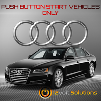 2011-2018 Audi A8 Plug and Play Remote Start Kit