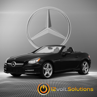 2012-2013 Mercedes Benz SLK-Class Plug & Play Remote Start Kit