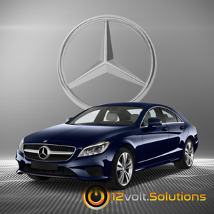 2012-2014 Mercedes Benz CLS-Class Plug & Play Remote Start Kit