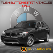 2012-2015 BMW X1 Plug and Play Remote Start Kit (Push Button Start)