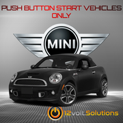 2012-2015 MINI Coupe Plug and Play Remote Start Kit (Push Button Start)