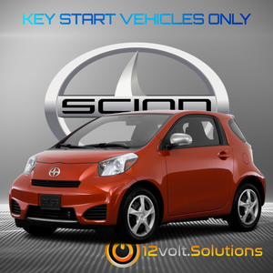 2012-2015 Scion IQ Plug & Play Remote Start Kit (G-Key)