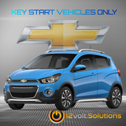 2012-2018 Chevrolet Spark Plug & Play Remote Start Kit (Key Start)