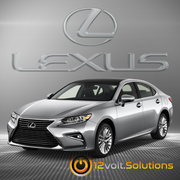 2013-2015 Lexus ES350  Plug & Play Remote Start Kit (Push Button Start)