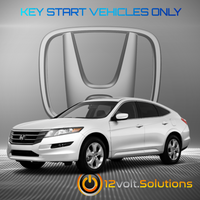 2013-2015 Honda Accord Crosstour Plug & Play Remote Start Kit (standard key)
