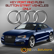 2013-2016 Audi RS5 Plug and Play Remote Start Kit