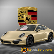2013-2019 Porsche 911 Turbo/S Plug and Play Remote Start Kit