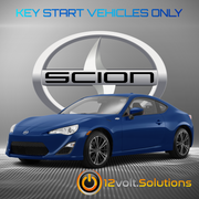 2013-2016 Scion FR-S Plug and Play Remote Start Kit (Key Start)