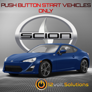 2013-2016 Scion FR-S Plug and Play Remote Start Kit (Push Button Start)