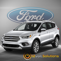 2013-2016 Ford Escape Remote Start Plug and Play Kit