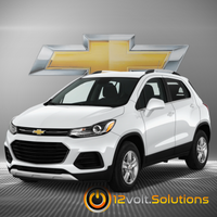 2013-2016 Chevrolet Trax Plug & Play Remote Start Kit (Key Start)