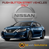 2013-2018 Nissan Altima Remote Start Plug and Play Kit (Push Button Start)