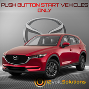 2013-2021 Mazda CX-5 Plug & Play Remote Start Kit (Push Button Start)