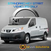 2013-2020 Nissan NV200 Remote Start Plug and Play Kit (Standard Key)