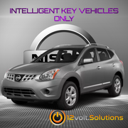2014-2015 Nissan Rogue Select Remote Start Plug and Play Kit (Intelligent Key)