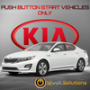 2014-2016 Kia Optima HYBRID Remote Start Plug and Play Kit (Push Button Start)