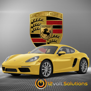 2014-2016 Porsche Cayman Plug and Play Remote Start Kit