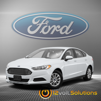 2014-2016 Ford Fusion Remote Start Plug & Play Kit