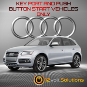 2014-2017 Audi SQ5 Plug and Play Remote Start Kit