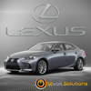 2014-2018 Lexus IS350 Plug & Play Remote Start Kit (Push Button Start)