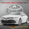 2014-2019 Toyota Corolla Plug & Play Remote Start Kit (Push Button Start)