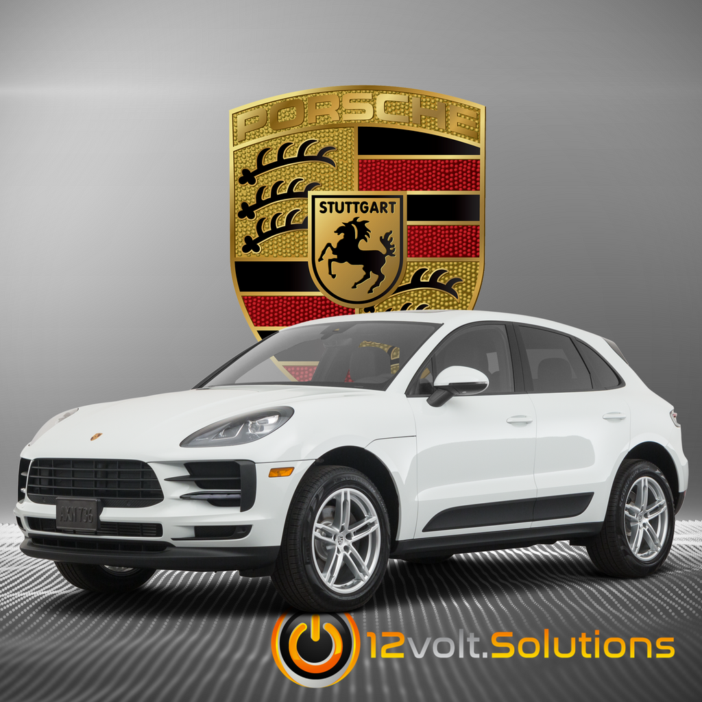 2014-2020 Porsche Macan Plug and Play Remote Start Kit