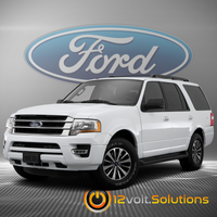 2015-2017 Ford Expedition Remote Start Plug and Play Kit