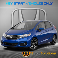 2015-2018 Honda Fit Plug & Play Remote Start Kit (standard key)