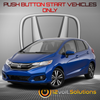 2015-2018 Honda Fit Plug & Play Remote Start Kit (Push Button Start)