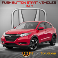 2015-2018 Honda HR-V Plug & Play Remote Start Kit (Push Button start)