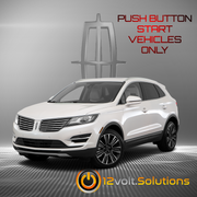 2015-2018 Lincoln MKC Remote Start Plug and Play Kit (Push Button Start)