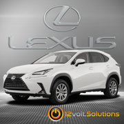 2015-2019 Lexus NX300h Plug & Play Remote Start Kit (Push Button Start)