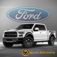 2015-2019 Ford Raptor Remote Start Plug & Play Kit
