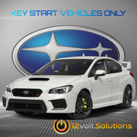2015-2020 Subaru WRX Plug & Play Remote Start Kit (Key Start)