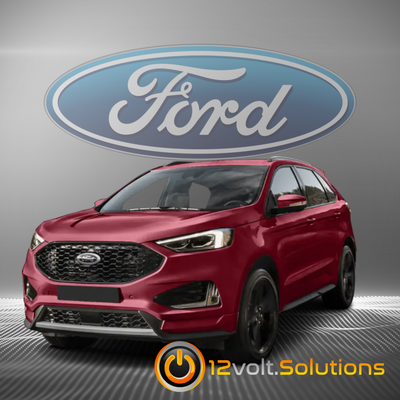 2015-2019 Ford Edge Remote Start Plug and Play Kit