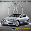 2016-2018 Acura ILX Plug & Play Remote Start Kit (Push Button Start)