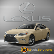2016-2018 Lexus ES350  Plug and Play Remote Start Kit (Push Button Start)