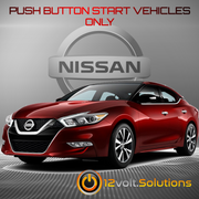 2016-2019 Nissan Maxima Remote Start Plug & Play Kit (Push Button Start)