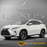 2016-2019 Lexus RX450h Plug & Play Remote Start Kit (Push Button Start)
